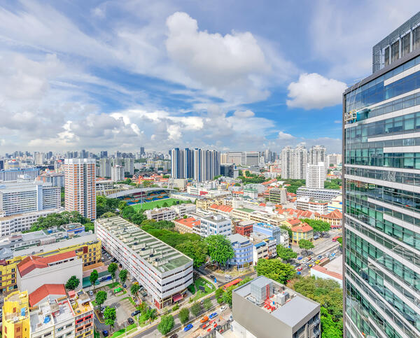 Im Stadtteil Kallang liegt das Büro der neuen Singapurer Tochtergesellschaft von SIBA.